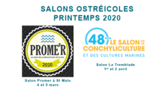 Salons printemps 2020 - home actu